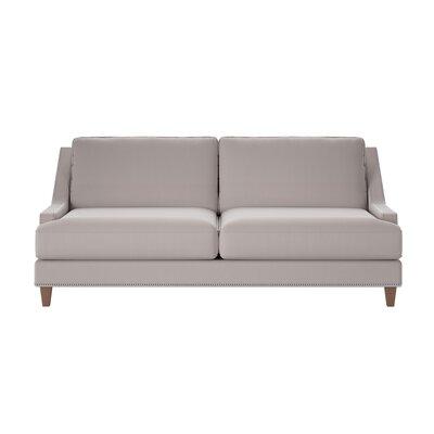 Paige Sofa Body Fabric: Spinnsol Greystone