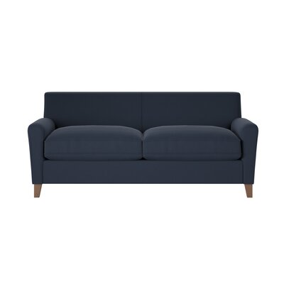 Grayson Sofa Body Fabric: Spinnsol Indigo
