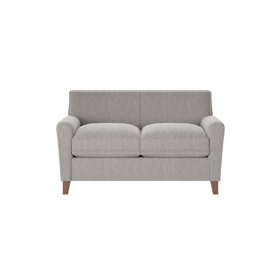 Grayson Loveseat Body Fabric: Hanover Concrete