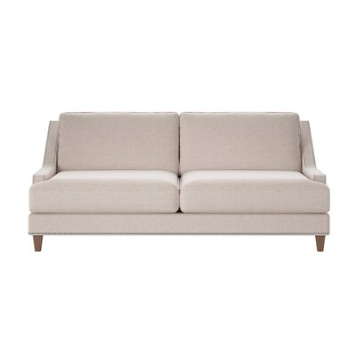 Paige Sofa Body Fabric: Shack Biscuit