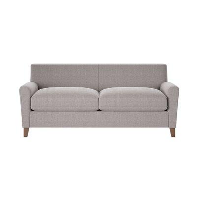 Grayson Sofa Body Fabric: Curious Silver