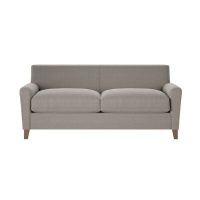 Grayson Sofa Body Fabric: Hilo Seagull