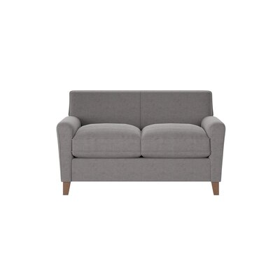 Grayson Loveseat Body Fabric: Capri Dove