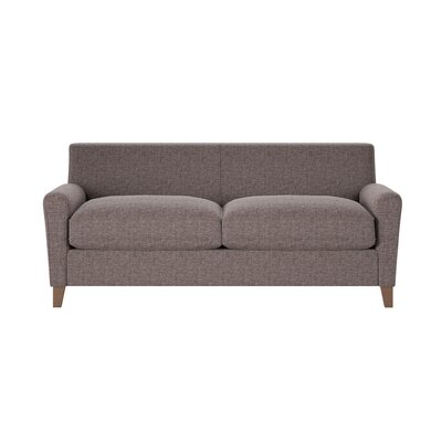 Grayson Sofa Body Fabric: Shack Gunmetal