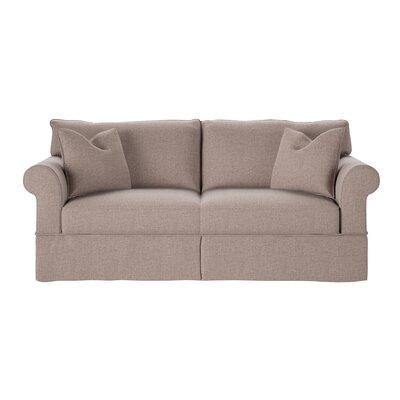 Felicity Sofa Body Fabric: Shack Pewter