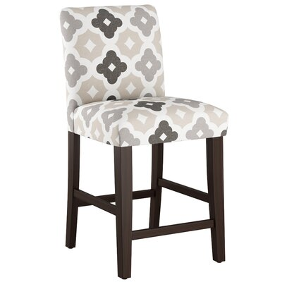 Connery 26 Bar Stool Body Fabric: Sintra Taupe
