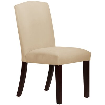 Nadia Parsons Chair Body Fabric: Velvet Buckwheat