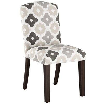 Nadia Parsons Chair Body Fabric: Sintra Taupe