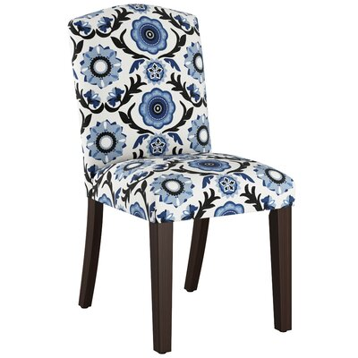 Nadia Parsons Chair Body Fabric: Tulum Blue