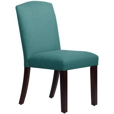 Nadia Parsons Chair Body Fabric: Linen Laguna