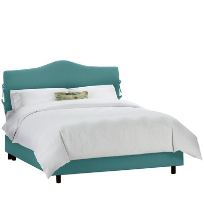 Shelby Upholstered Panel Bed