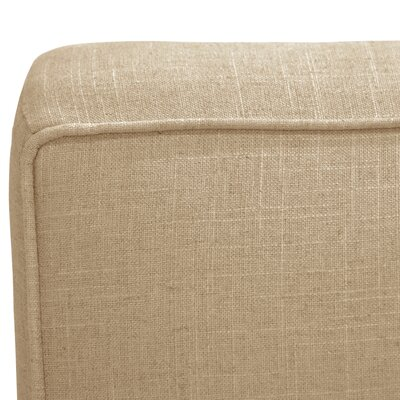 Thurston Slipper Chair Upholstery: Linen Sandstone