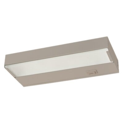 Image of 12.5 Xenon Under Cabinet Bar Light Finish: Pewter