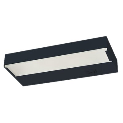 Image of 12.5 Xenon Under Cabinet Bar Light Finish: Black