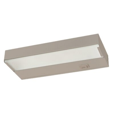 Image of 8 Xenon Under Cabinet Bar Light Finish: Pewter