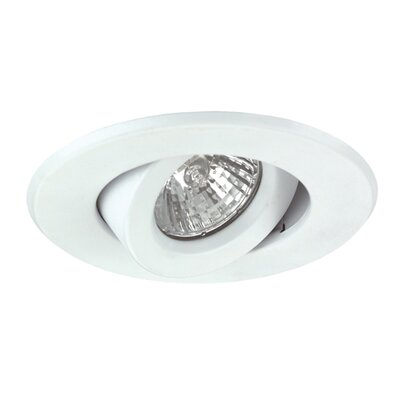 Image of Low Voltage Gimbal Ring 4 Recessed Trim