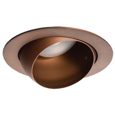 Image of Eyeball 4 Recessed Trim Finish: White