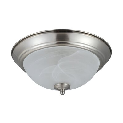 Image of 2 Light Flush Mount
