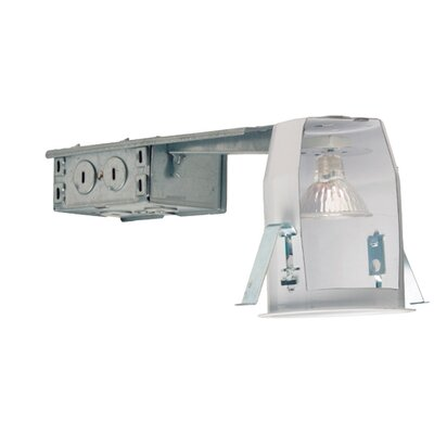 "Nicor Lighting Line Voltage Non-IC Remodel 3"" Recessed Housing at Sears.com"