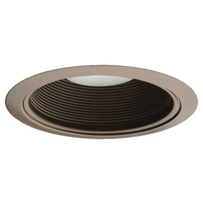 Low Voltage 4 Recessed Trim Trim Finish: Black Image