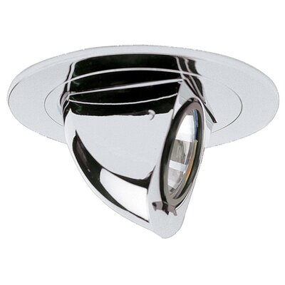 Low Voltage Retractable 4 Recessed Trim Image