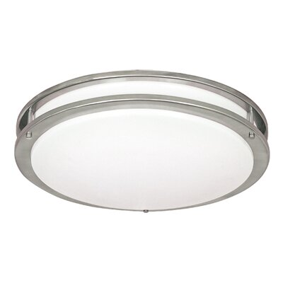 1 Light Flush Mount Image