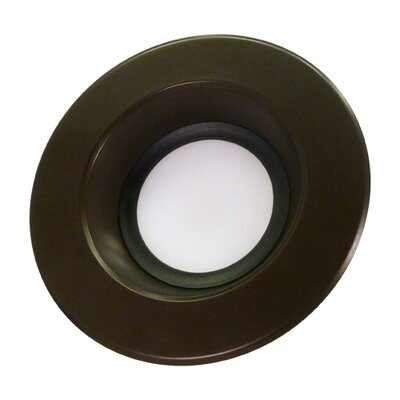 LED Downlight 0.83 Recessed Kit Finish: Oil Rubbed Bronze