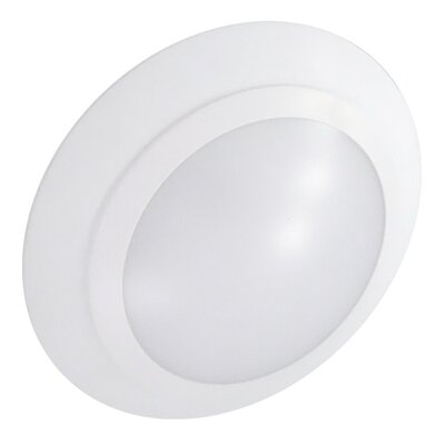 3000K LED Disc Light 6 Recessed Kit Image
