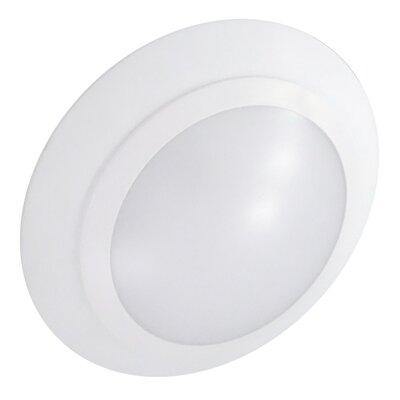 Image of 3000K LED Disc Light 6 Recessed Kit