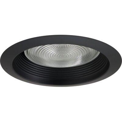 R30 Airtight Cone 6 Recessed Trim Finish: Black