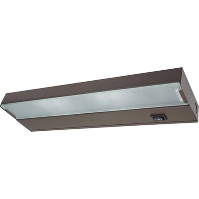 12.5 Xenon Under Cabinet Bar Light Finish: Bronze
