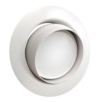 Eyeball 6 LED Recessed Trim