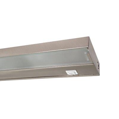 30 Xenon Under Cabinet Bar Light Finish: Pewter
