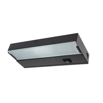 8 Xenon Under Cabinet Bar Light Finish: Black
