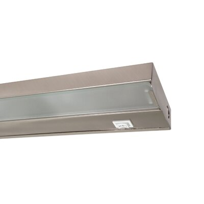 21.5 Xenon Under Cabinet Bar Light Finish: Pewter