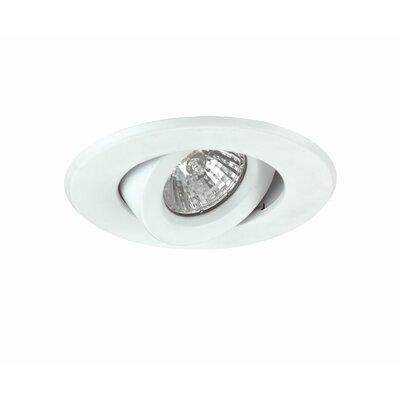 Low Voltage Gimbal Ring 4 Recessed Trim