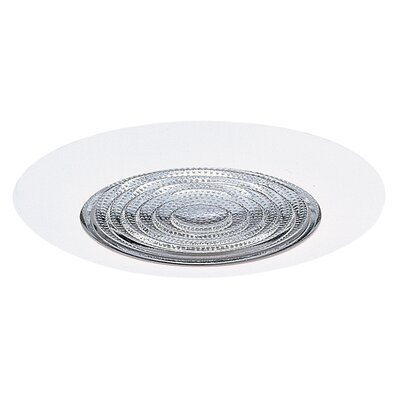 Lexan Fresnel Shower 6 Recessed Trim