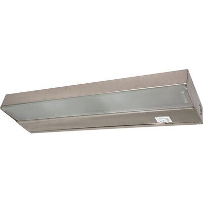 12.5 Xenon Under Cabinet Bar Light Finish: Pewter