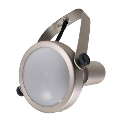 1-Light Gimbal Ring Track Head