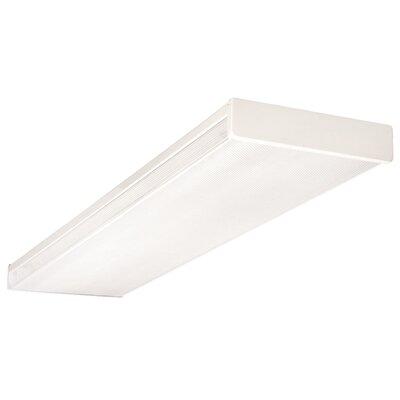 2-Light Wrapround Ceiling Light