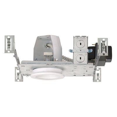 Low Voltage Non-IC Recessed Housing
