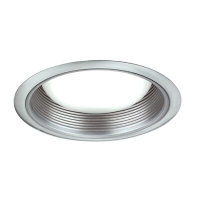R30 6 Recessed Trim Finish: Nickel