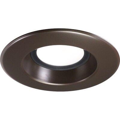 D Series 6 LED Recessed Retrofit Downlight Bulb Color Temperature: 2700K, Finish: Oil Rubbed Bronze