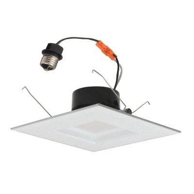 Square LED Recessed Housing Bulb Color Temperature: 2700K