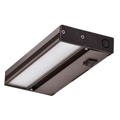 8 LED Under Cabinet Bar Light Finish: Oil Rubbed Bronze