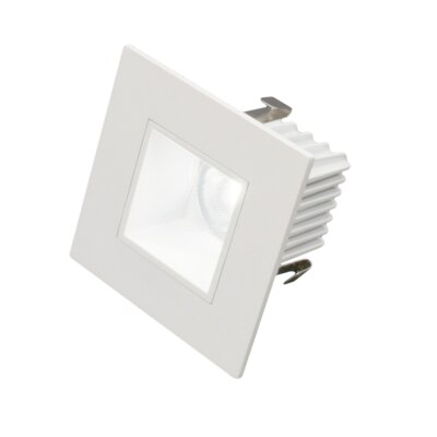 Square LED Downlight Recessed Housing
