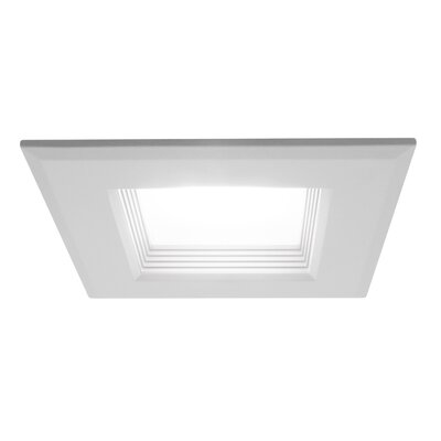 Square LED Recessed Housing Bulb Color Temperature: 4000K