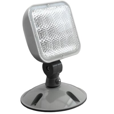 Wet Location Remote Head Fixture LED Emergency Light