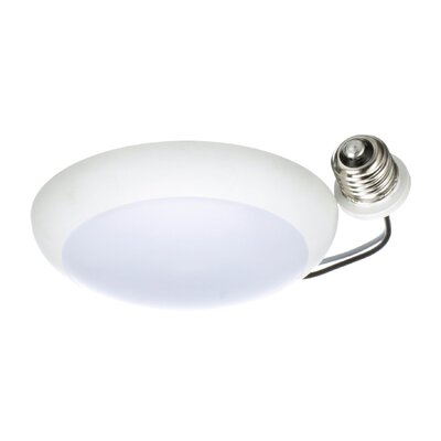 Cowden 1-Light Surface Mount Retrofit Flush Mount