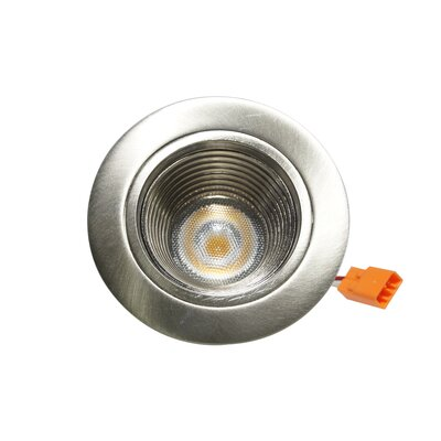 LED Recessed Housing Finish: Nickel